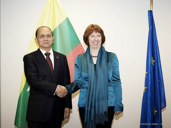 Open Letter To Catherine Ashton On EU-Myanmar Joint Task Force Meeting