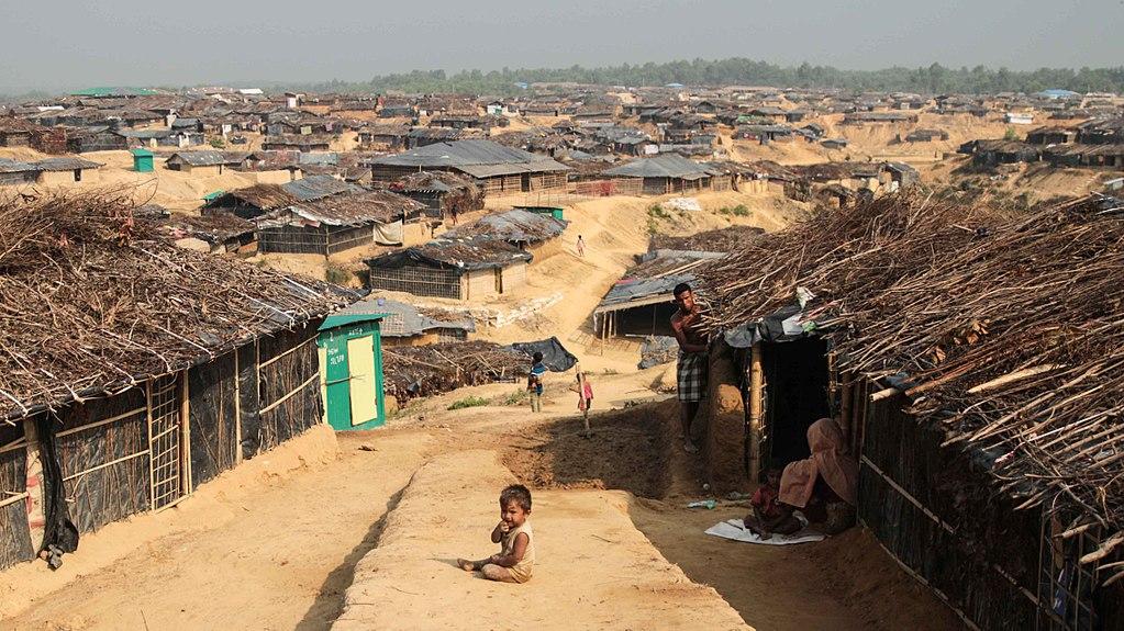 UNHCR – Rohingya Bangladesh Refugee  Camp Population