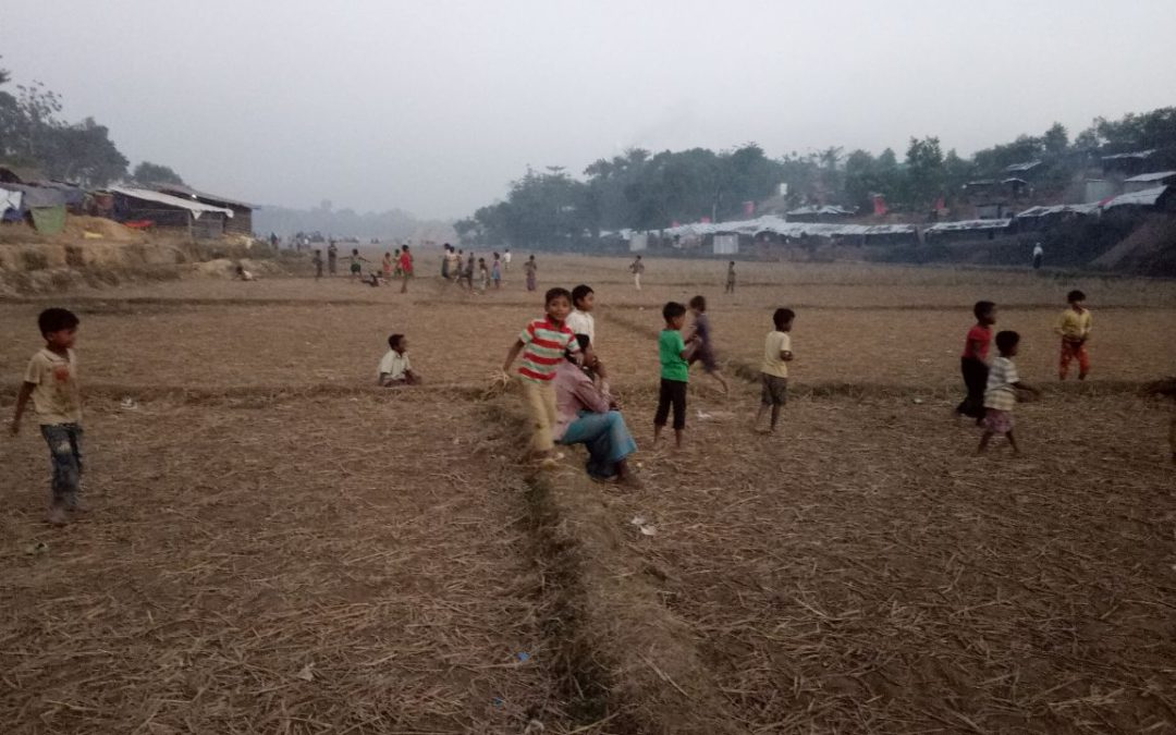 Safe Zone For Rohingya In Myanmar