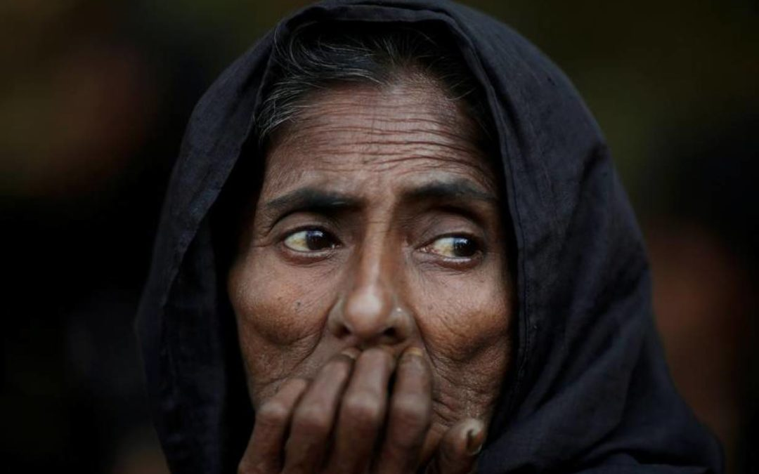 The arc of history can bend towards justice for the Rohingya