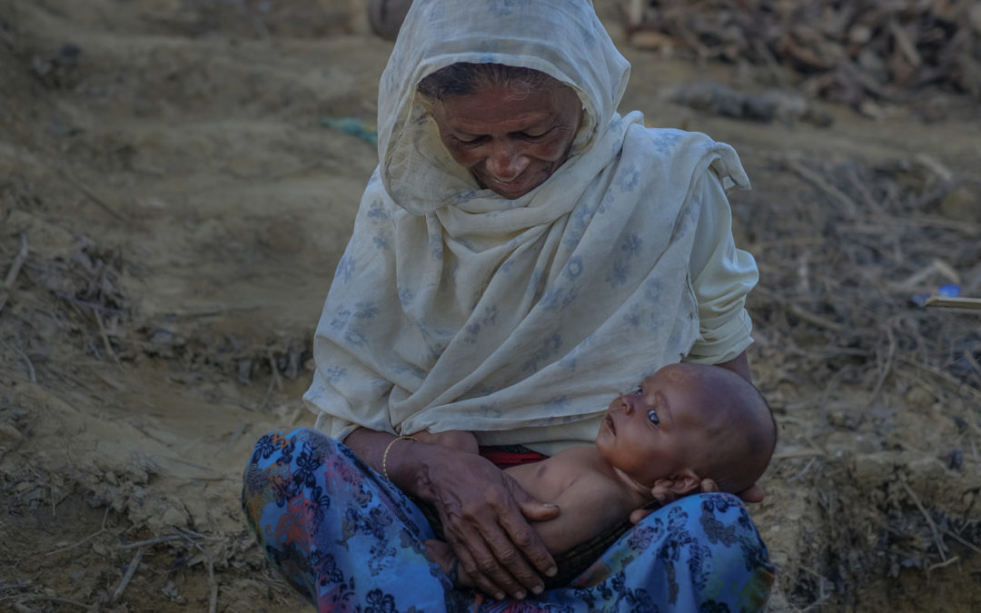 Myanmar Cuts Off Aid to Devastated Rohingya Populations