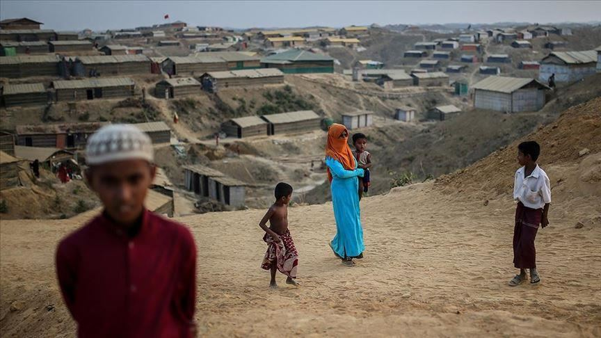 Rohingya find sanctuary in NW Indonesia